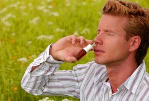 Капли в нос от аллергии для детей