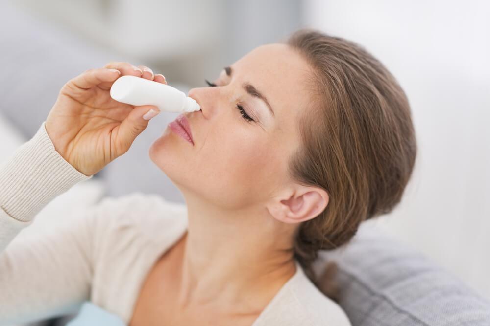 Аллергические капли в нос