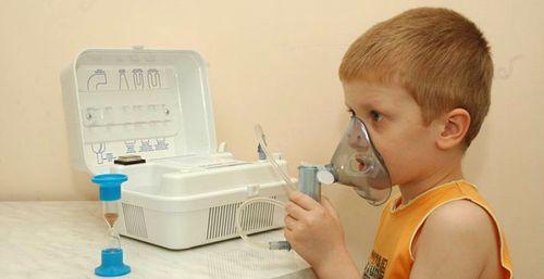 Лечебные ингаляции от заложенности носа