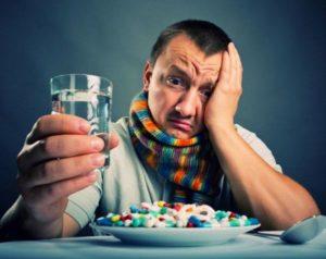 Противовирусные средства при простуде