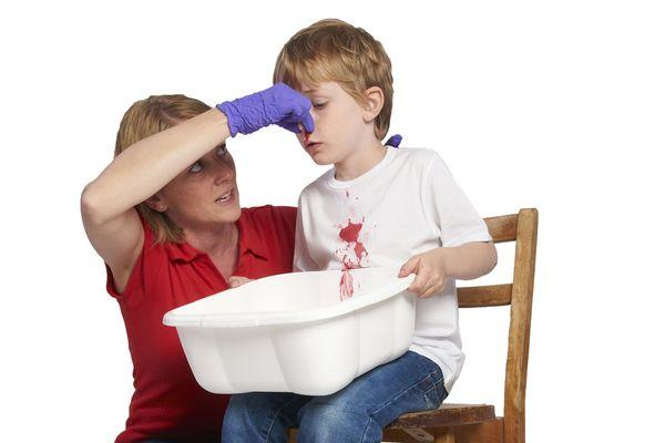 Особые моменты при лечении детских соплей