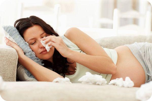 Свекольный сок от насморка при беременности