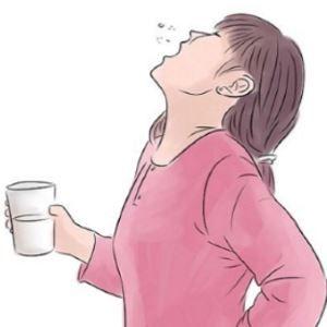 Пузыри и язвочки на стенках горла: лечение традиционными методами