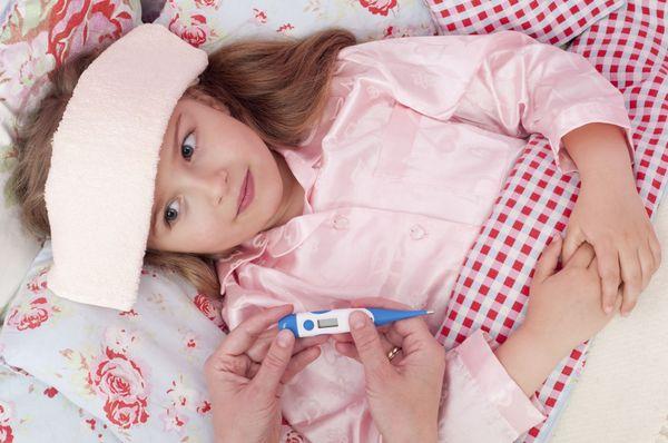 Ринофарингит у детей - симптомы и лечение
