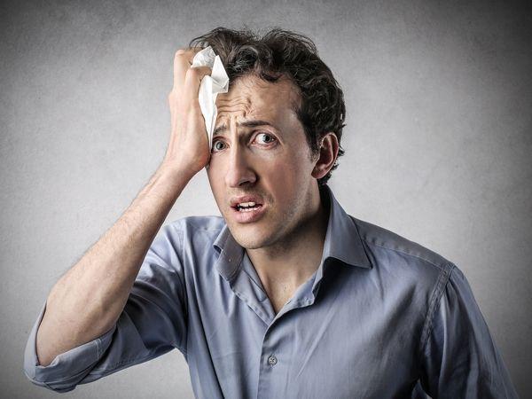 Причины ощущения жара в теле