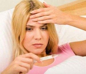 Жаропонижающие средства при высокой температуре у беременных