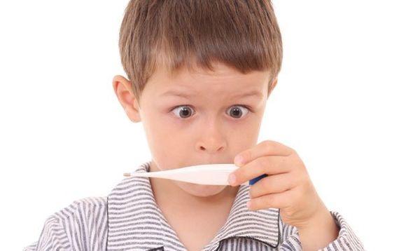 Жаропонижающие средства при высокой температуре у детей младшего возраста