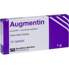 antibiotik augmentin