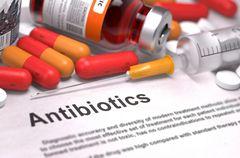 antibiotik pri temperature