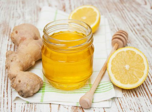 limon med imbir