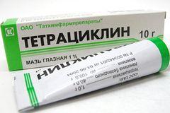 tetracyklin