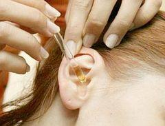 uho bolit