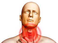 Болит и дерет горло после рвоты