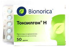tonsilgon h