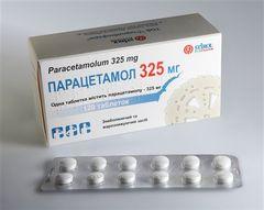 paracetamoll