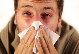 Что делать если чихаешь и насморк — Простуда