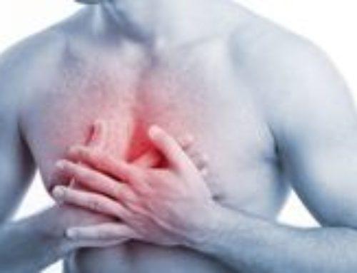 Болит грудь при кашле – причины и лечение