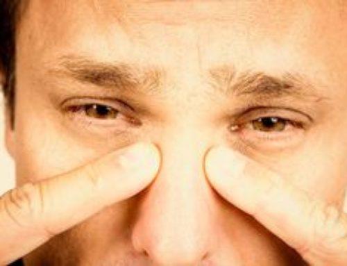Закладывает нос в положении лежа – лечение, что делать