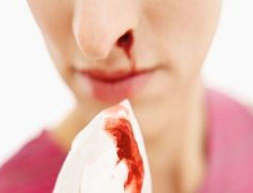 Почему идет кровь из носа утром, и что делать?