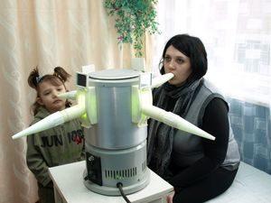 Куф физиотерапия в домашних условиях