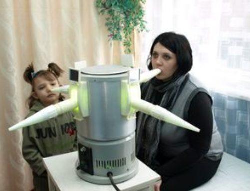 Процедура КУФ для носа и зева – что это, как проводят, для чего